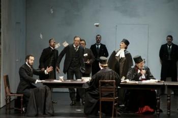 Operního oscara dostala i inscenace, na níž se podílel Pražský filharmonický sbor