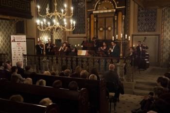 Glosa: Braniborské koncerty na Pardubickém hudebním jaru