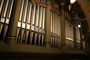 Nadační fond pro varhany v Katedrále sv. Víta zahájil činnost