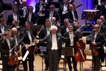 Česká filharmonie zahájila Mou vlastí festival Pražské jaro