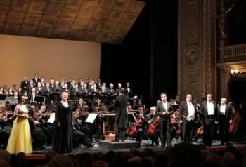 České operní gala v Národním divadle