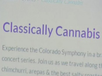 Coloradští symfonici lákají mladé lidi na koncerty marihuanou