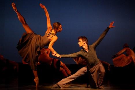 Česká choreografie se představuje v USA