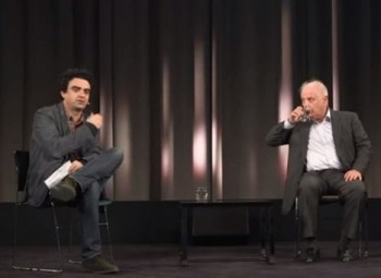 Rolando Villazón a Daniel Barenboim v digitálním světě