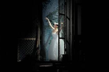 Romantický balet La Sylphide boduje v ostravském Národním
