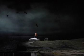 Wagnerův Holanďan v Semperově opeře v novém obsazení