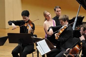 Pražské jaro: Fischer se představila jako klavíristka