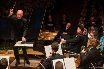 Lang Lang a Vídeňská filharmonie měli úspěch