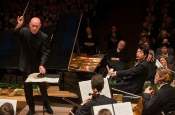Vídeňští filharmonici na Pražském jaru s Lang Langem