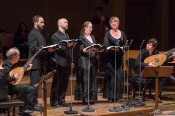 Pražské jaro: Les Arts Florissants a Sedmá kniha madrigalů