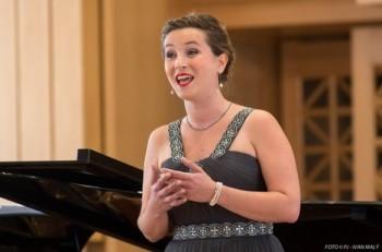 Céline Mellon nadchla svým Dvořákem a Debussym