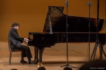 Roman Rabinovich zahrál excelentně Smetanu