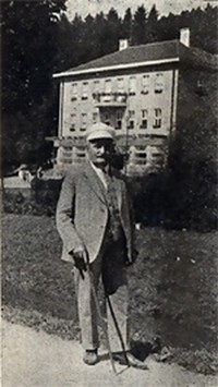Leoš Janáček (nejen) na promenádě