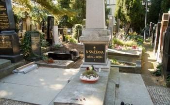 Uctěním památky Smetany bylo otevřeno Pražské jaro