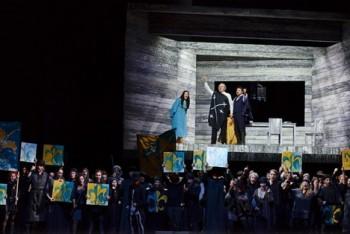 Premiéra Simona Boccanegry v Semperově opeře