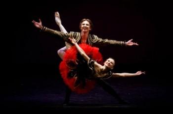 Rozloučení Darii Klimentové s českým publikem