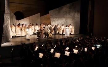 Čertova stěna prvním operním vrcholem v Litomyšli. Ale až ta druhá