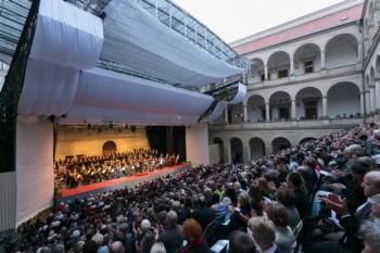 České operní gala na zahájení Smetanovy Litomyšle