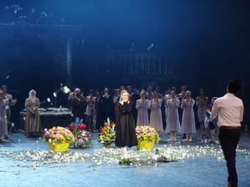 Poslední představení: Daria Klimentová se rozloučila s Londýnem