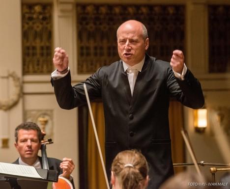 Frankfurtský rozhlasový orchestr uzavřel Pražské jaro