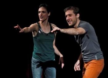 Slova, zvuky, pohyby – Tanec Praha experimentuje