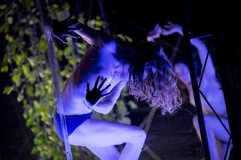 Tanec Praha 2014: Spitfire Company a rozkrývání traumatu