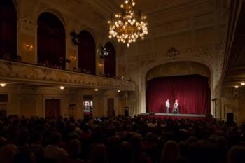 Glosa: Smetanový muzikál