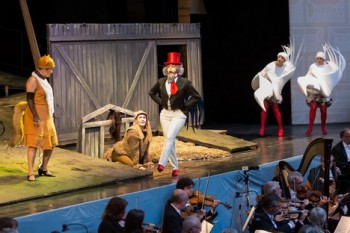 Bystrouška slavila na Smetanově Litomyšli úspěch