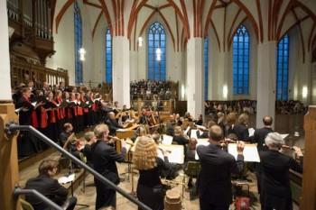 Lipské Bachovy slavnosti 2014