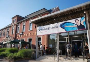 Prodaná nevěsta v drážďanské operetě