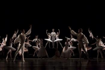 Taneční konzervatoř hl.m. Prahy: Suite en blanc a Carmina Burana