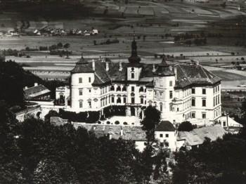 S Alenou Hönigovou o Hudebním létě na zámku Jezeří