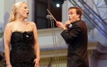 V Olomouci zpívala Elīna Garanča