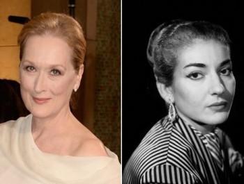 Meryl Streep bude hrát Marii Callas