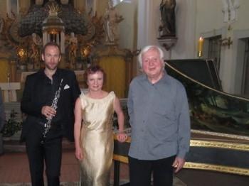 Světová premiéra na festivalu Hudební léto Kuks