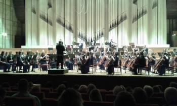 Berkshire Youth Orchestra v Bratislavě