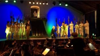 Komická opera o podvedené nymfě ozdobí Hudební festival Znojmo