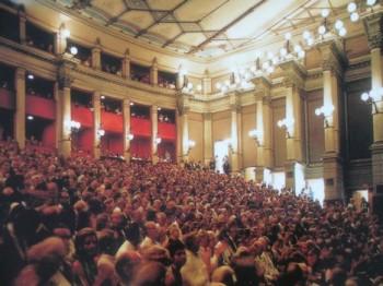 Bayreuth: slavnostní zahájení festivalu přerušila technická závada
