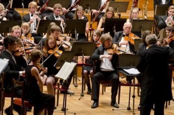East Sussex Youth Orchestra v Bratislavě
