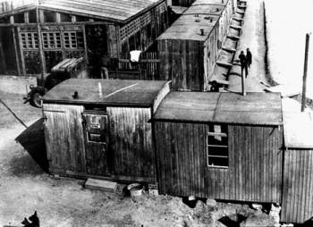 Připomínka holokaustu v Ponci