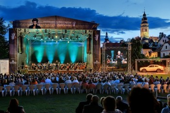 Finále českokrumlovského festivalu
