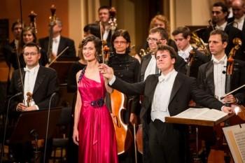 PKF začala oslavu Mahlerem