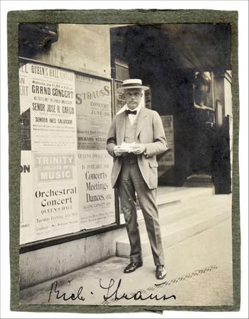 Vídeň oslavuje Richarda Strausse výstavou