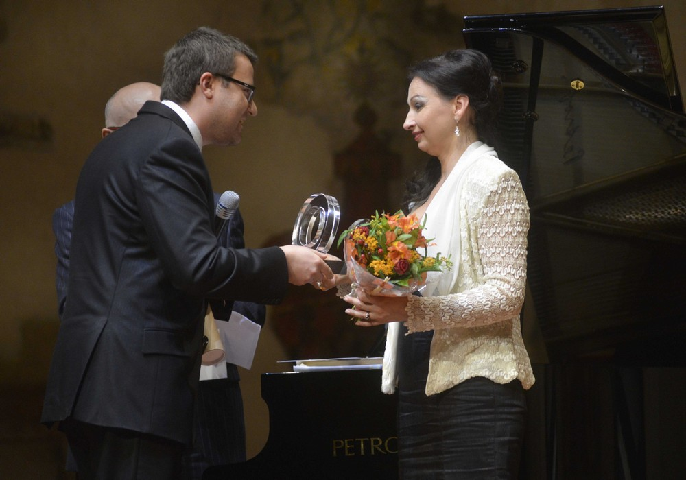 Fotoreportáž: Benefiční galakoncert pro Operu Plus