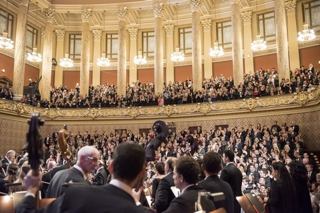 Dvořákův festival se loučil Straussem