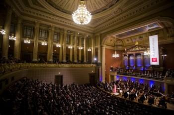 Velkolepé zahájení Dvořákovy Prahy