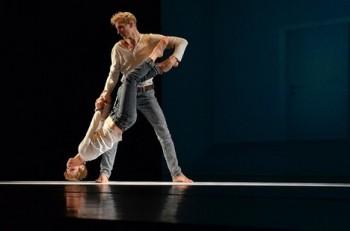 Choreografický večer Dagmar Spain a Isabel Gotzkowsky v divadle Ponec