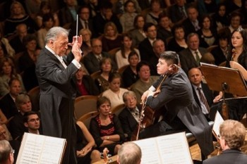 Izraelská filharmonie uzavřela Dvořákovu Prahu
