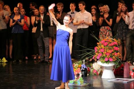 Jana Přibylová tančila naposledy