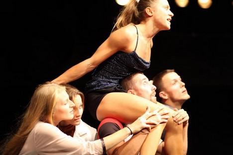 Svoboda na baletizolu